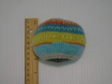stripey ball